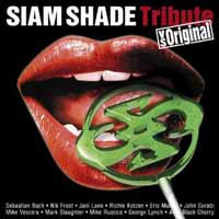 [Tributes Siam Shade Tribute Vs Original Album Cover]