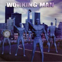 [Tributes Working Man - Tribute To Rush Album Cover]