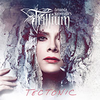 [Amanda Somerville's Trillion Tectonic Album Cover]
