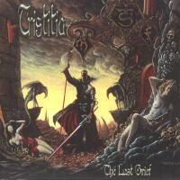 [Tristitia The Last Grief Album Cover]