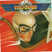 [Trooper Flying Colors Album Cover]