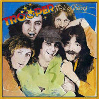 [Trooper Thick As Thieves Album Cover]
