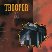 [Trooper The Last Of The Gypsies Album Cover]