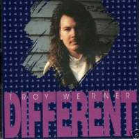 Troy Werner Different Album Cover