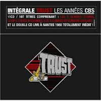 [Trust Les Annees CBS (Box Set) Album Cover]