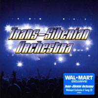 [Trans-Siberian Orchestra Wal-Mart EP Album Cover]
