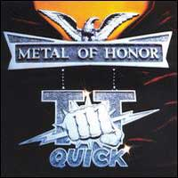 [T.T. Quick Metal of Honor Album Cover]