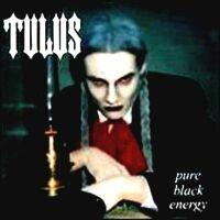 [Tulus Pure Black Energy Album Cover]
