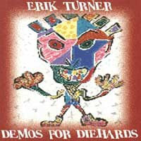 [Erik Turner Demos for Diehards Album Cover]