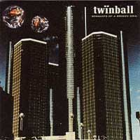 [Twinball Remnants of a Broken Soul Album Cover]