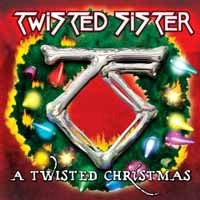 Twisted Sister A Twisted Christmas Album Cover