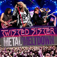 [Twisted Sister Metal Meltdown Album Cover]