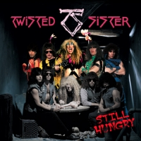 Twisted Sister Still Hungry Album Cover