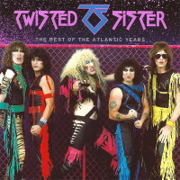 [Twisted Sister The Best of the Atlantic Years Album Cover]