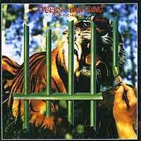 [Tygers Of Pan Tang The Cage Album Cover]