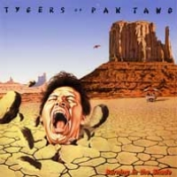 [Tygers Of Pan Tang Burning in the Shade Album Cover]