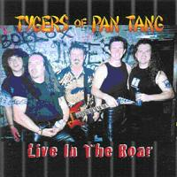 Tygers Of Pan Tang Live In The Roar Album Cover