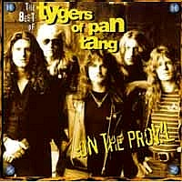 [Tygers Of Pan Tang The Best of Tygers of Pan Tang: On the Prowl Album Cover]