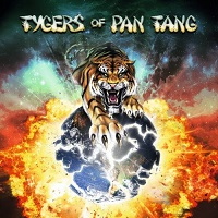 Tygers Of Pan Tang Tygers Of Pan Tang Album Cover
