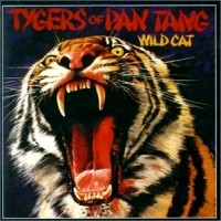 [Tygers Of Pan Tang Wild Cat Album Cover]