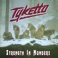 Tyketto Strength in Numbers Album Cover