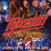 [Tyketto Strength in Numbers Live Album Cover]