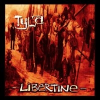 [Tyla Libertine / Gothic Album Cover]