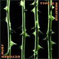[Type O Negative October Rust Album Cover]