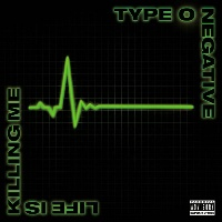 [Type O Negative Life Is Killing Me Album Cover]