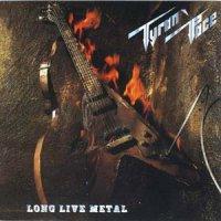 [Tyran Pace Long Live Metal Album Cover]