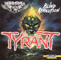 [Tyrant Blind Revolution Album Cover]