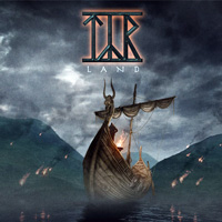 [TYR Land Album Cover]