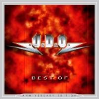 [UDO Best Of Album Cover]