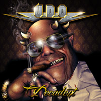 [UDO Decadent Album Cover]