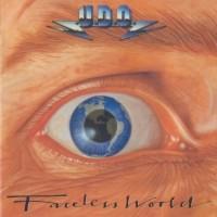 [UDO Faceless World Album Cover]