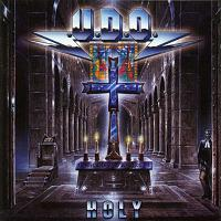 UDO Holy Album Cover