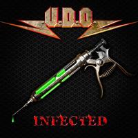 [UDO Infected  Album Cover]