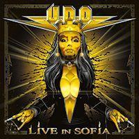 [UDO Live In Sofia Album Cover]