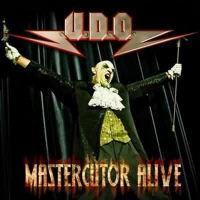 [UDO Mastercutor Alive Album Cover]