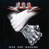 [UDO Man And Machine Album Cover]