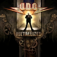 UDO Metallized Album Cover