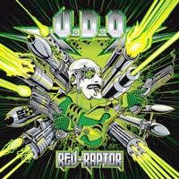 [UDO Rev-Raptor Album Cover]