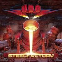 [UDO Steelfactory Album Cover]