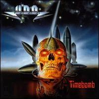 [UDO Timebomb Album Cover]
