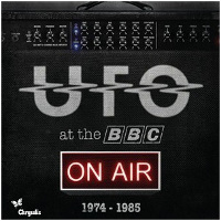 [U.F.O. UFO At The BBC 1974-1985 Album Cover]