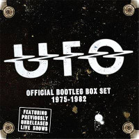 [U.F.O. Official Bootleg Box Set 1975-1982 Album Cover]