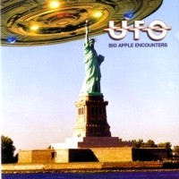 [U.F.O. Big Apple Encounters Album Cover]