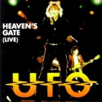 [U.F.O. Heaven's Gate - Live Album Cover]