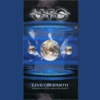 U.F.O. Live on Earth Album Cover