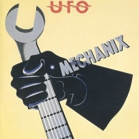 [U.F.O. Mechanix Album Cover]